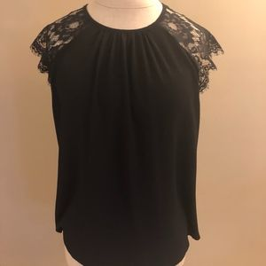 Black Blouse Size Small